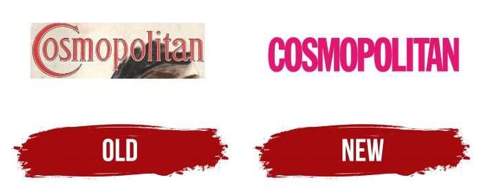 Cosmopolitan Logo History