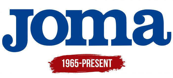 Joma Logo History