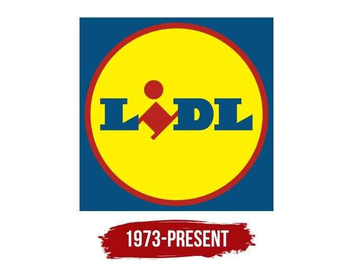 Lidl Logo History