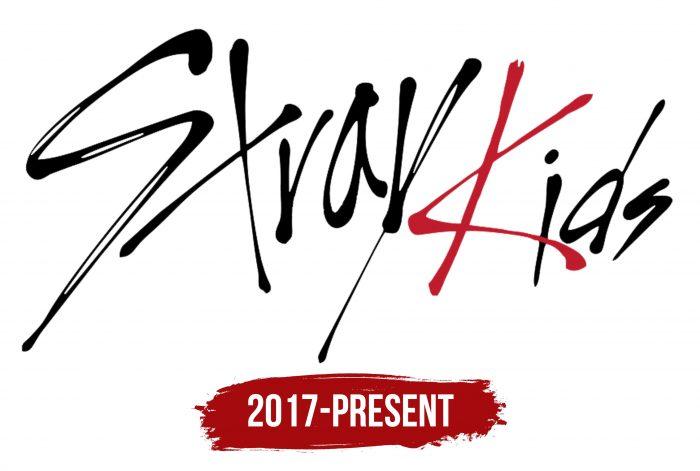 Stray Kids Logo History