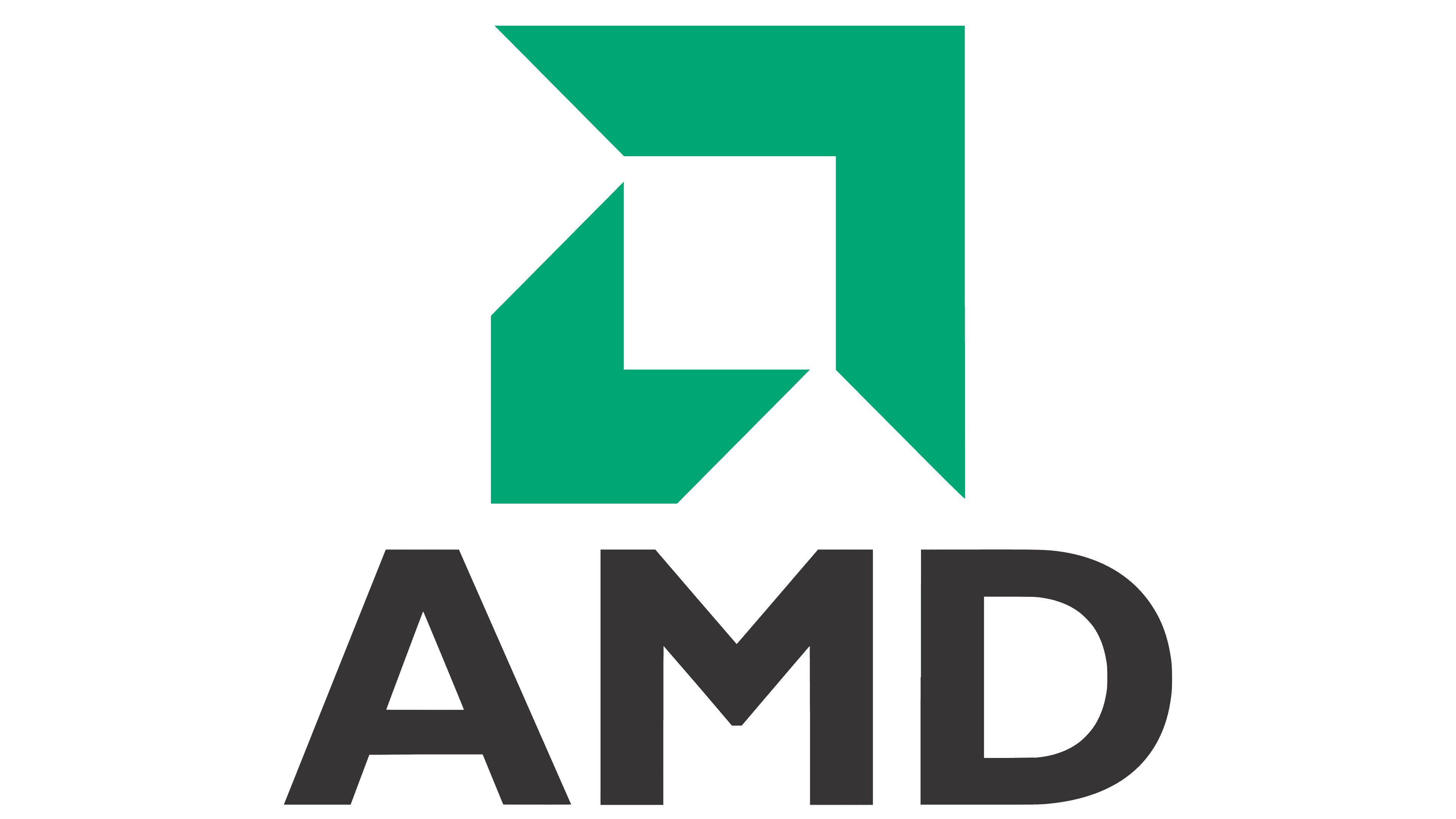 Amd Logo History The Most Famous Brands And Company Logos In The World