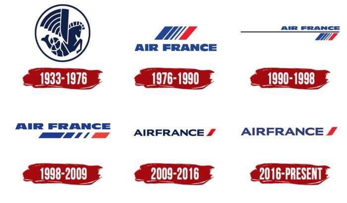 Air France Logo History