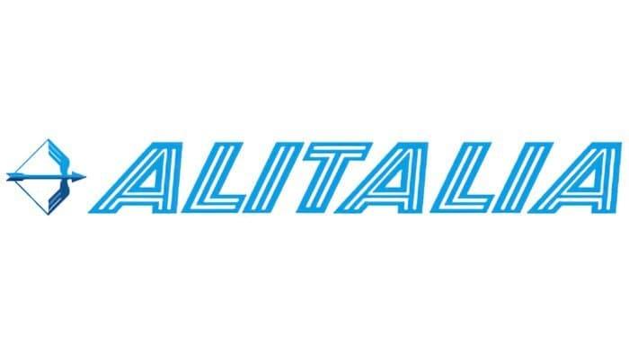 Alitalia Logo 1946-1969