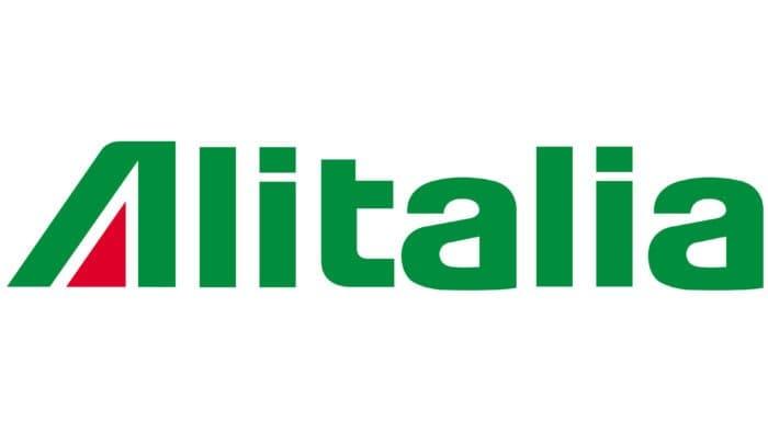 Alitalia Logo 1969-2010