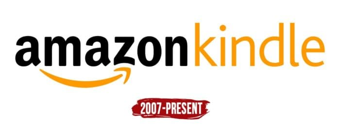 Amazon Kindle Logo History