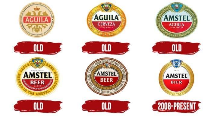 Amstel Logo History