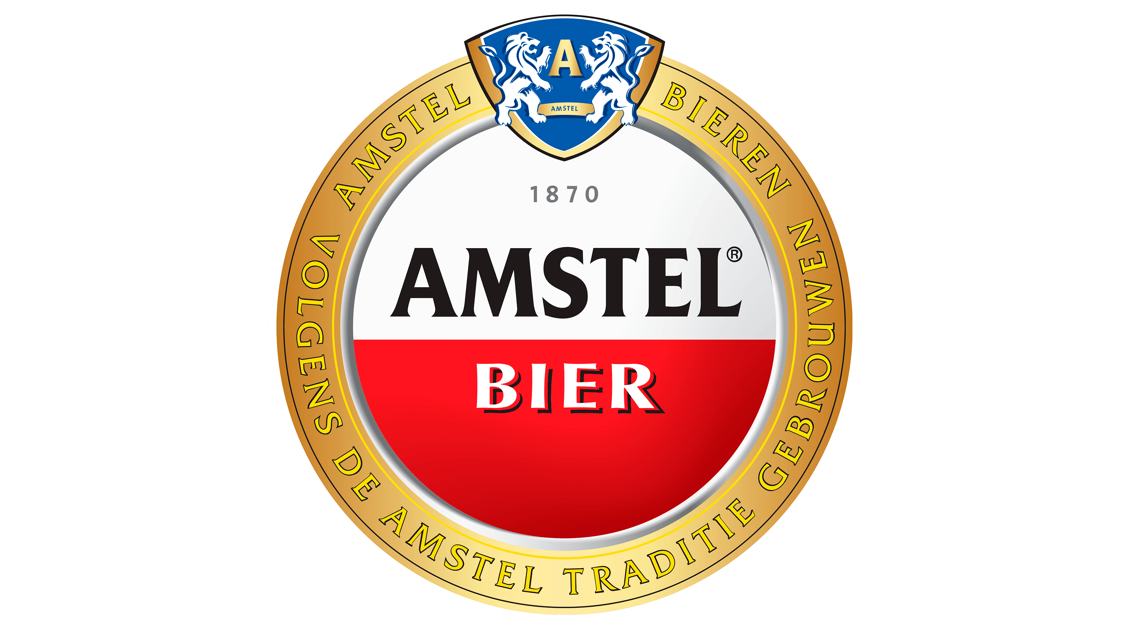 Amstel Logo The Most Famous Brands And Company Logos In The World