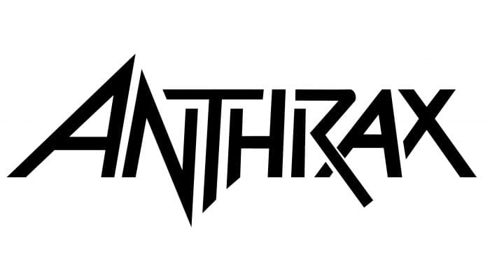 Anthrax Logo 1983-present