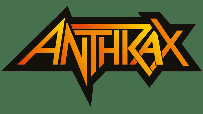 Anthrax Logo 1993-2011