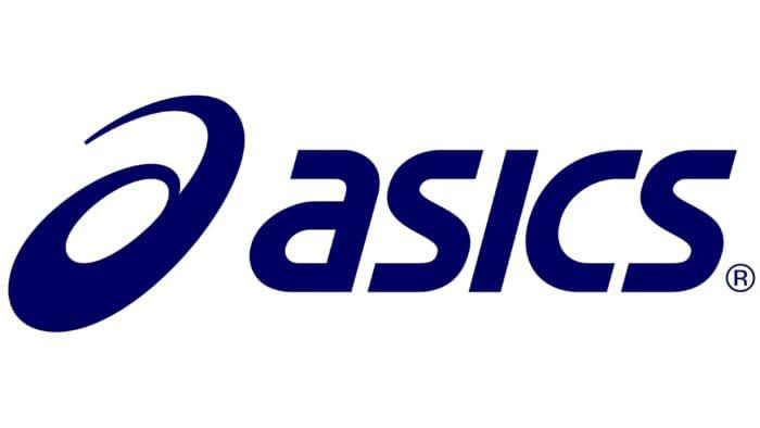 Asics Logo 2003-present