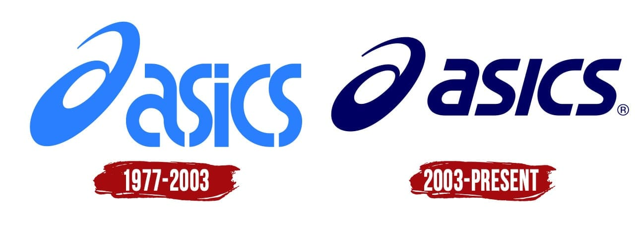 medida Marchito sin  Asics Logo | The most famous brands and company logos in the world