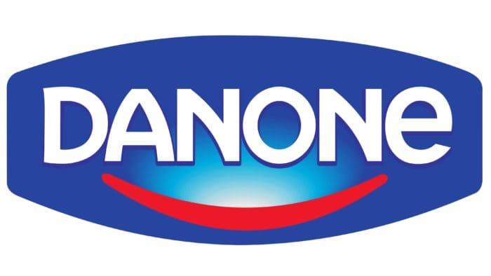 Danone Logo 2005-present