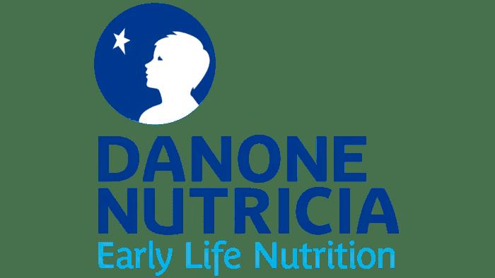Danone Logo 2010-2017