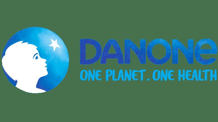 Danone Logo 2017-present