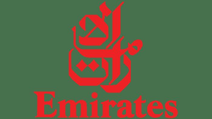 Emirates Logo 1985-1999