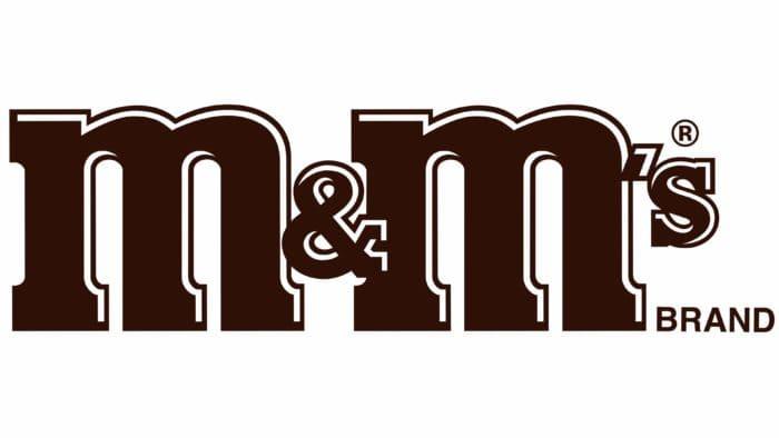 M&M's Logo 2001-2004