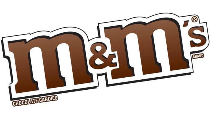 M&M's Logo 2004-2018