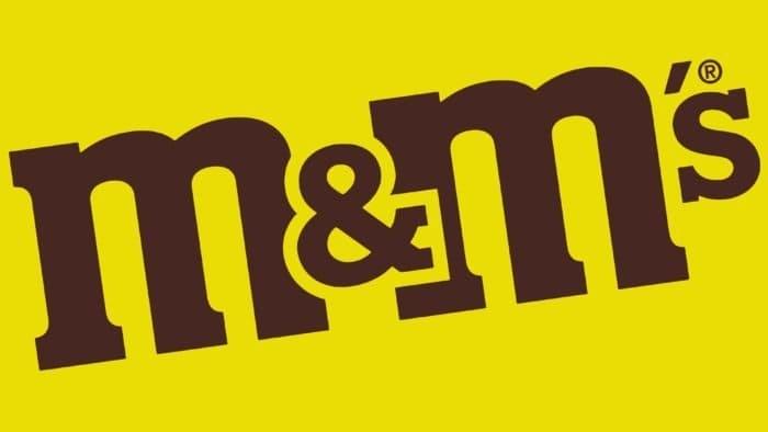 M&M's emblem
