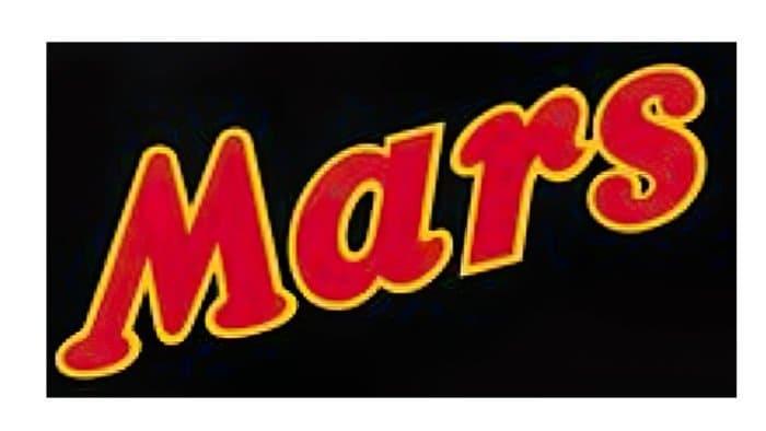 Mars Logo 1932-1988
