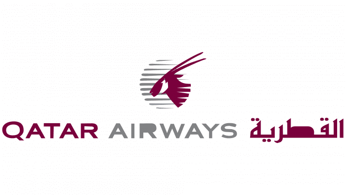 Qatar Airways Logo 1997-2006