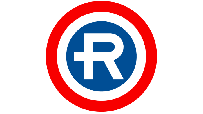 Repsol Logo 1951-1987