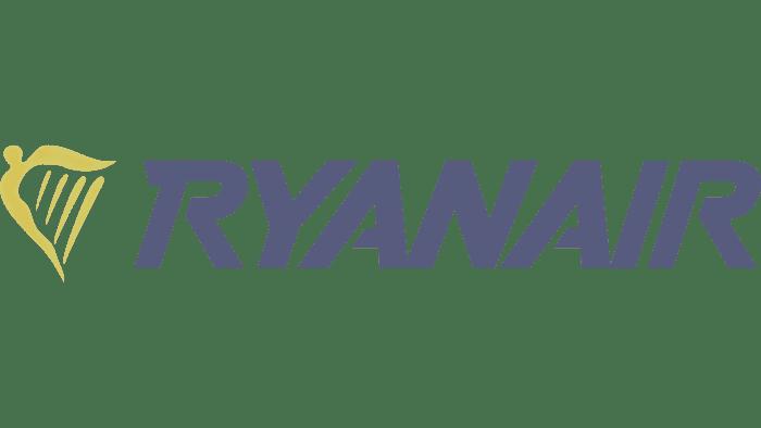 Ryanair Logo 1987-2001