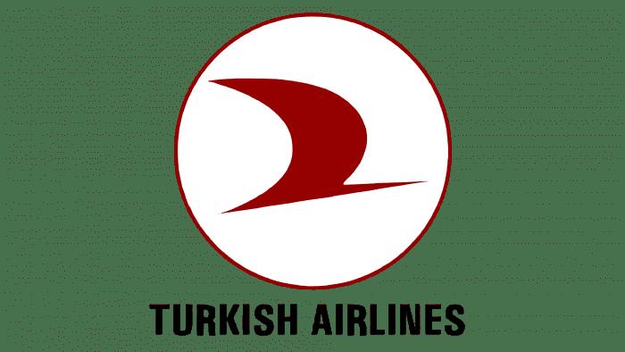 Turkish Airlines Logo 1964-1990