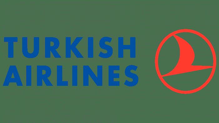 Turkish Airlines Logo 1990-2008