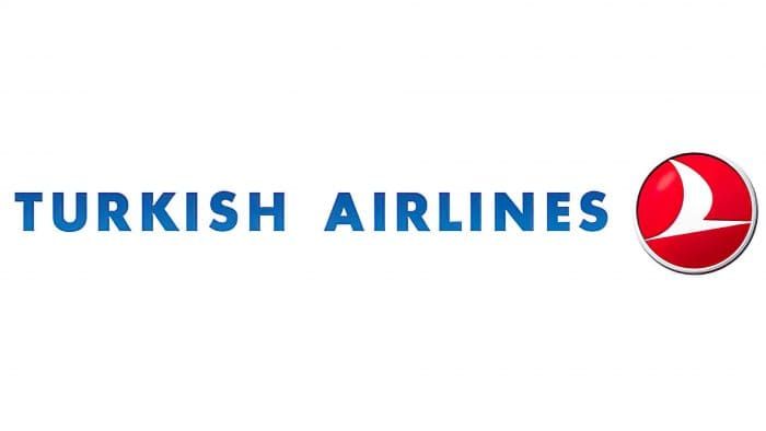 Turkish Airlines Logo 2008-2010
