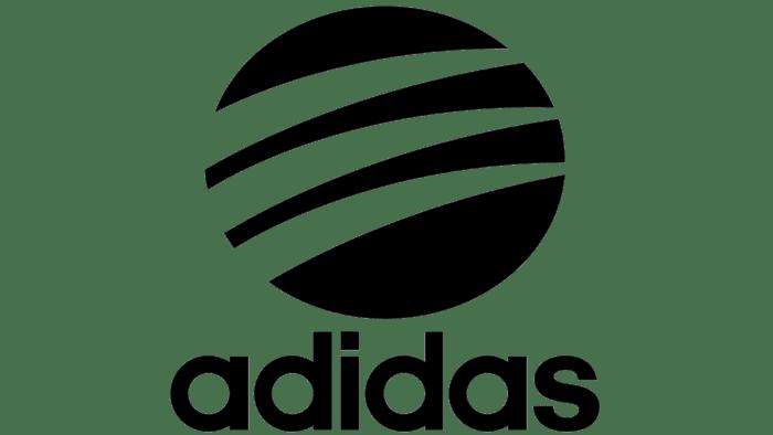 Adidas Logo 2002-present