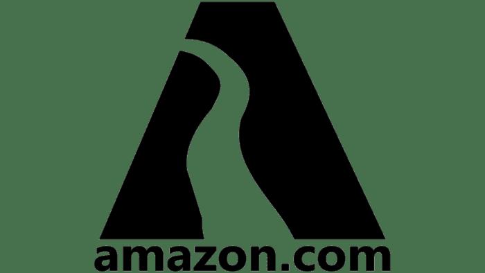 Amazon Logo 1995-1997