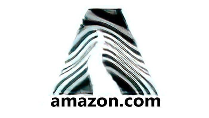 Amazon Logo 1997-1998
