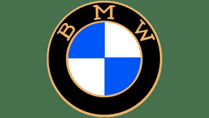 BMW Logo 1917-1936