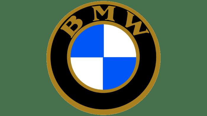 BMW Logo 1923-1953