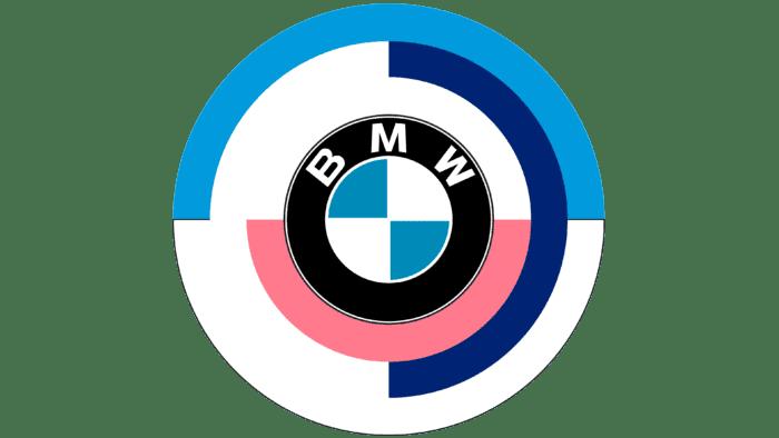 BMW Logo 1970-1989