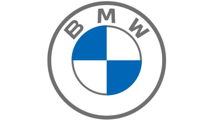 BMW Logo 2020-present