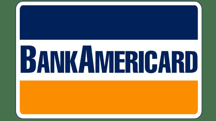 BankAmericard Logo 1958-1976