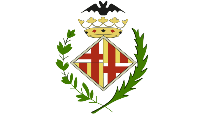 Barcelona logo 1899-1910