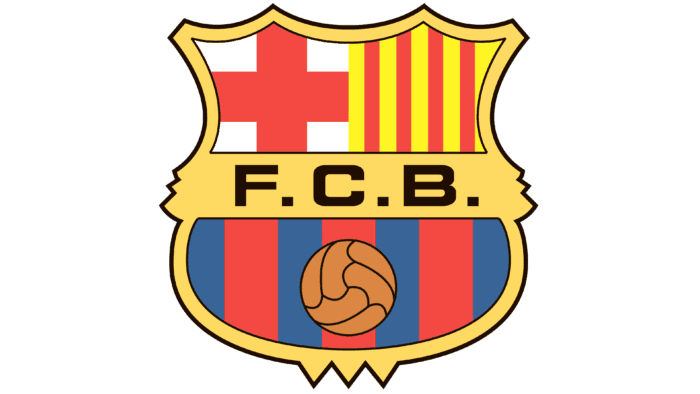 Barcelona logo 1975-2002