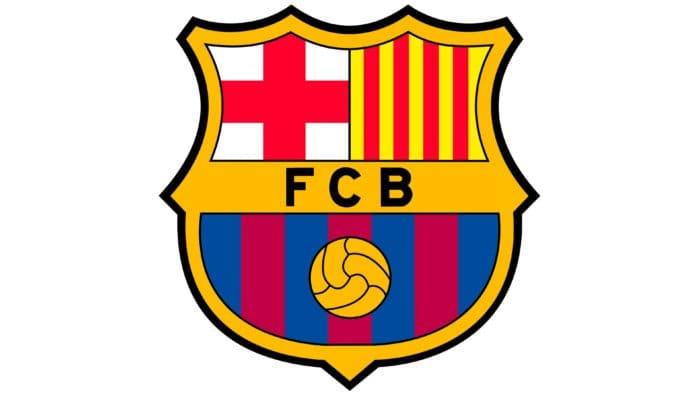 Barcelona logo 2002-present