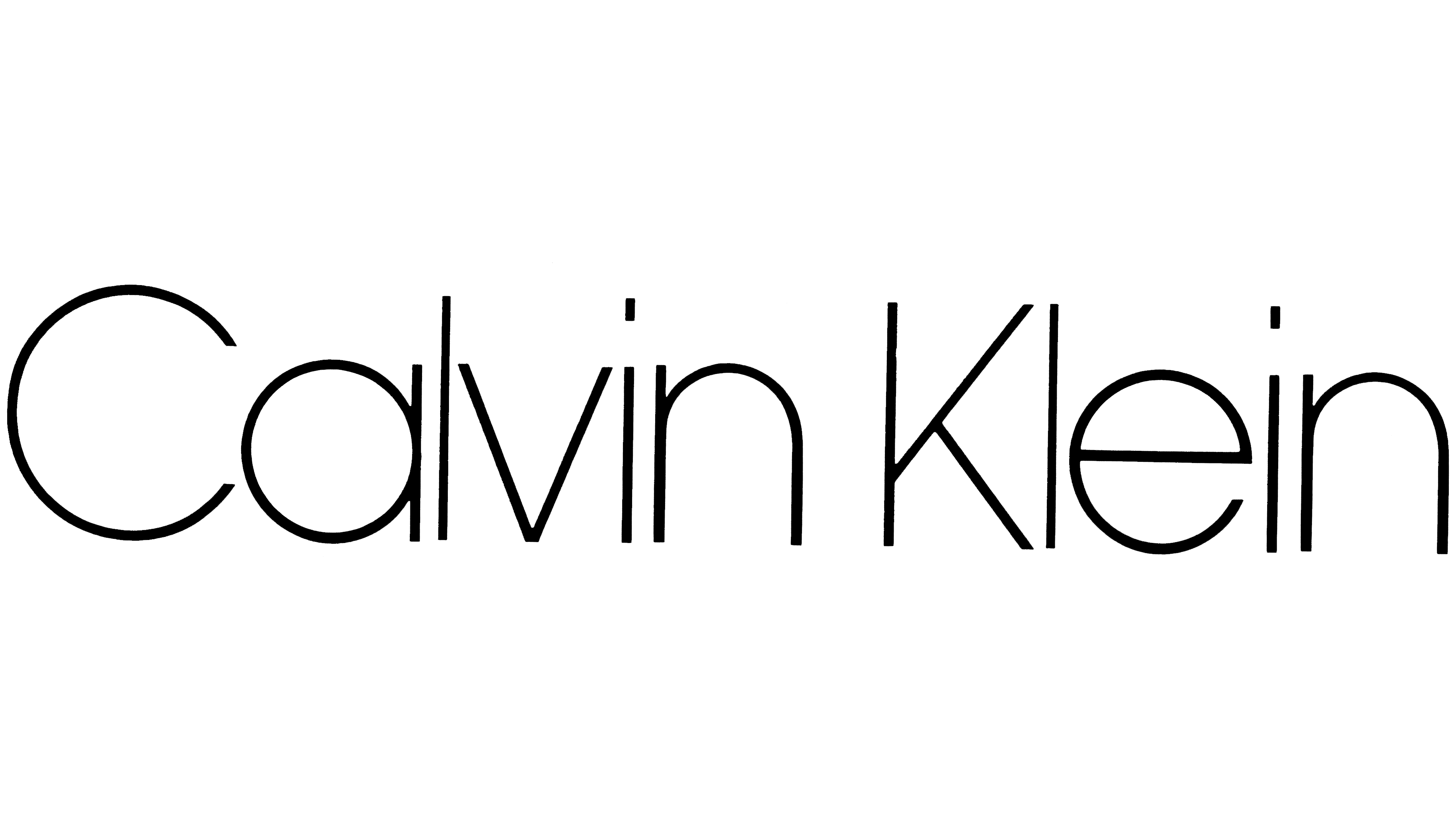 Calvin Klein Logo | The most famous brands and company logos in ...