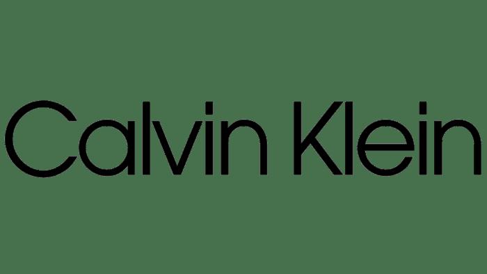 Calvin Klein Logo 1975-1992