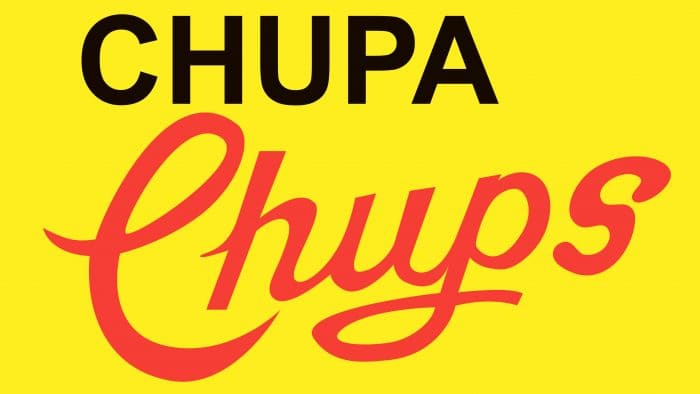 Chupa Chups Logo 1961-1963