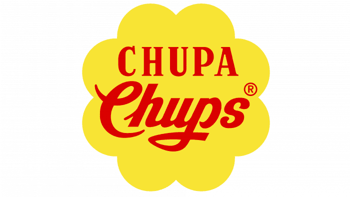 Chupa Chups Logo 1969-1990