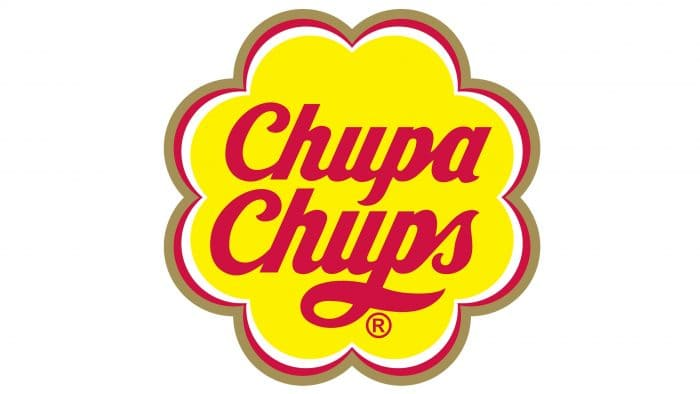 Chupa Chups Logo 1990-present