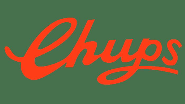 Chups Logo 1958-1961