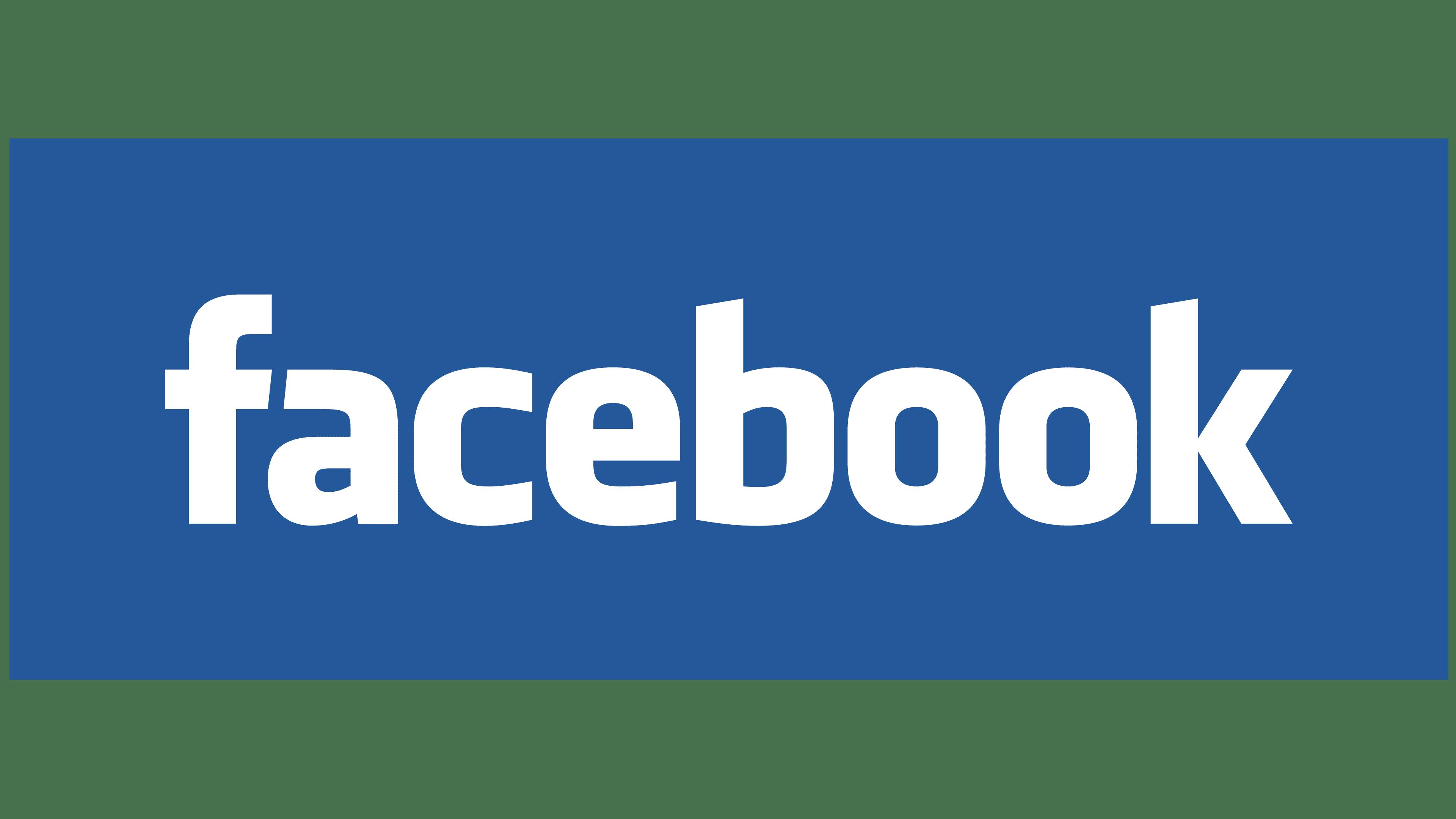 Facebook Logo | Symbol, History, PNG (3840*2160)