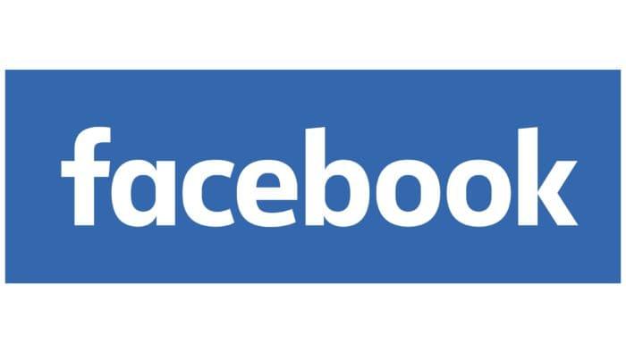 Facebook Logo 2015-present