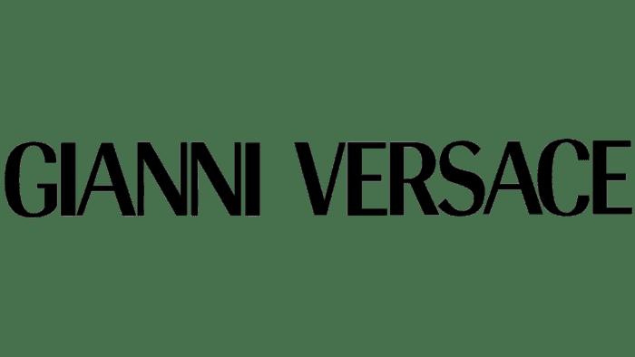 Gianni Versace Logo 1990-1997