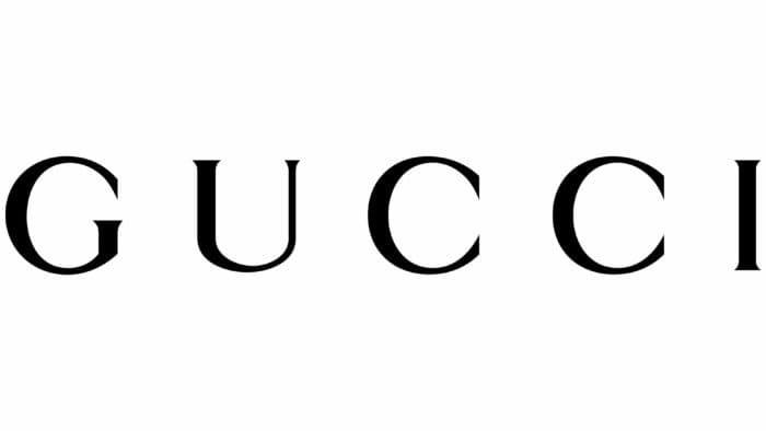 Gucci Logo 1921-present